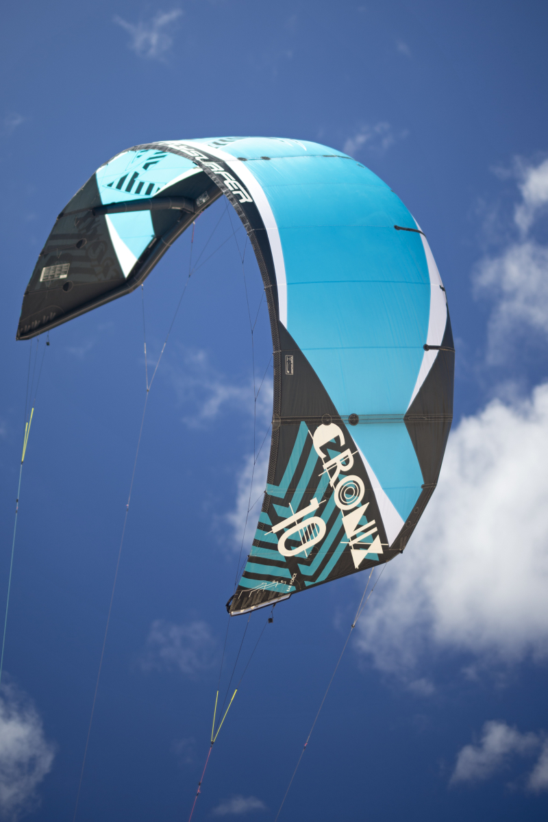 Flysurfer Launches First Inflatable Kite The Cronix