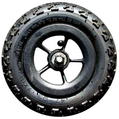 13018 7 inch complete wheel