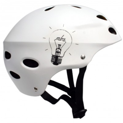2720Y MBS Helmet Bright Idea White