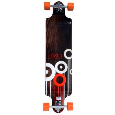 91048 Atom 41 Inch Drop-Deck Longboard